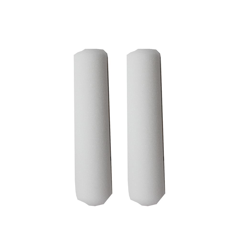 6 6 LINZER//AMERICAN BRUSH LINZER MR200 2 0600 2-Pack American Brush MR200-2-6 2PK 6 Foam Roll Cover